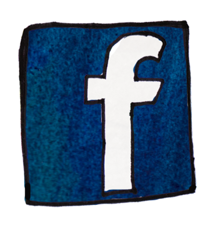 Facebook Illustration