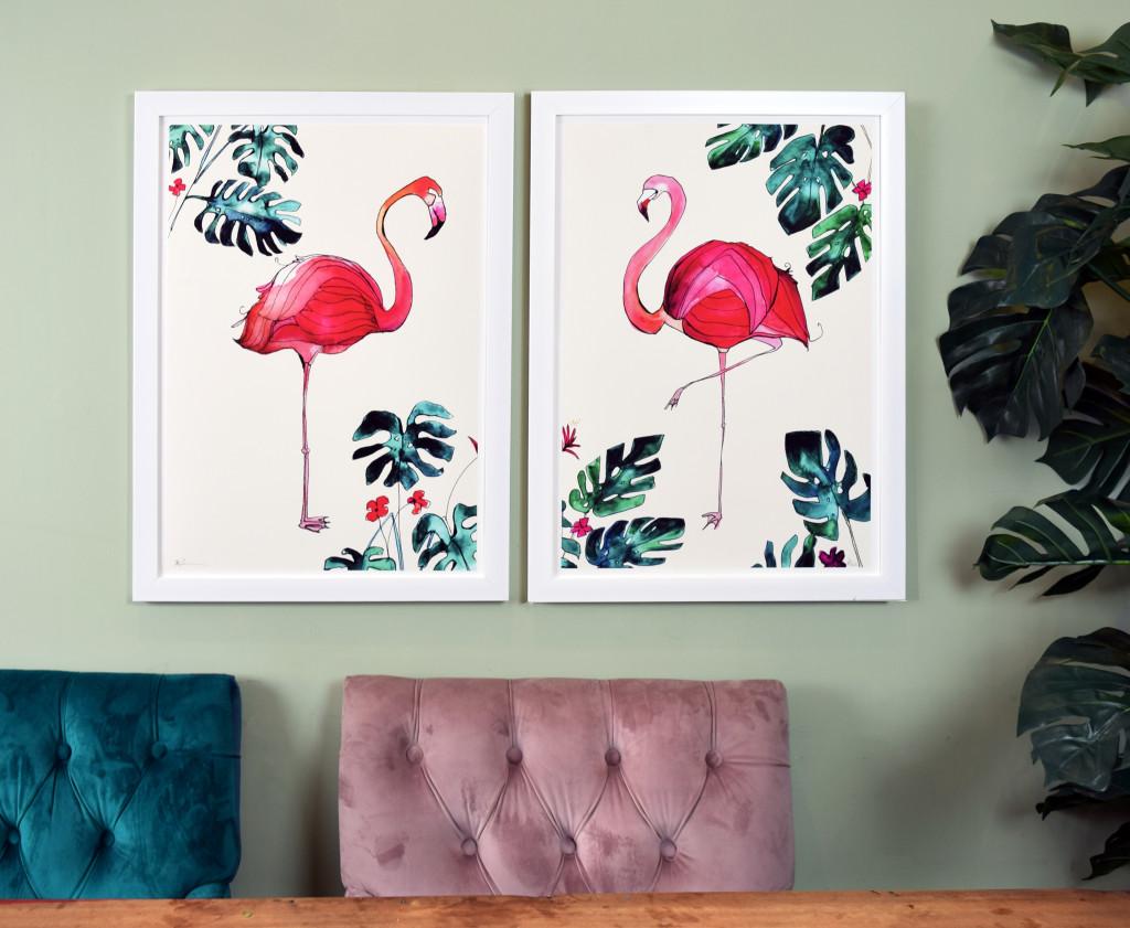 Flamingo-go!