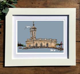 'Normanton Church' fine art print