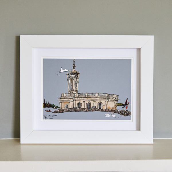 Normanton Church Fine Art Print