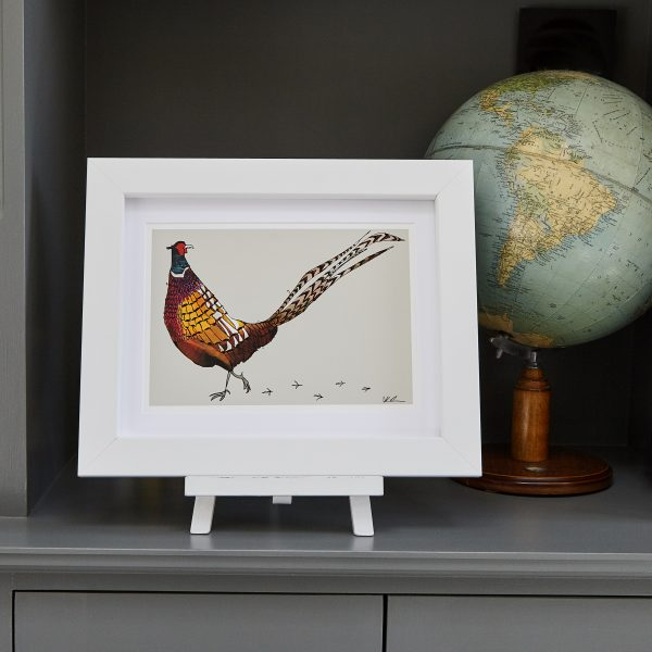 Mr Pheasant Fine Art Print