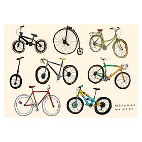 Bicycle Fine Art Print