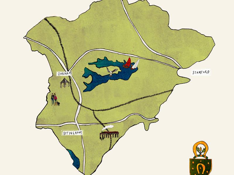 RUTLAND MAP!