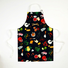 Paradise Pantry Cotton Apron