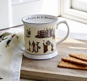 Id rather be at Burghley Mug
