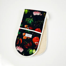 Paradise Pantry Cotton Double Oven Gloves