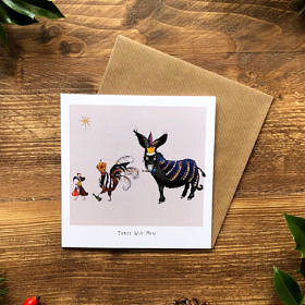 Three Wise Men Christmas Cards (6 Pack)