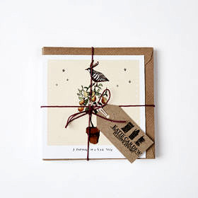 12 Days of Christmas card pack