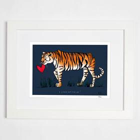 I Could Eat You Up Ltd Edition Fine Art Print