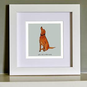 Dog Breeds Fine Art Prints