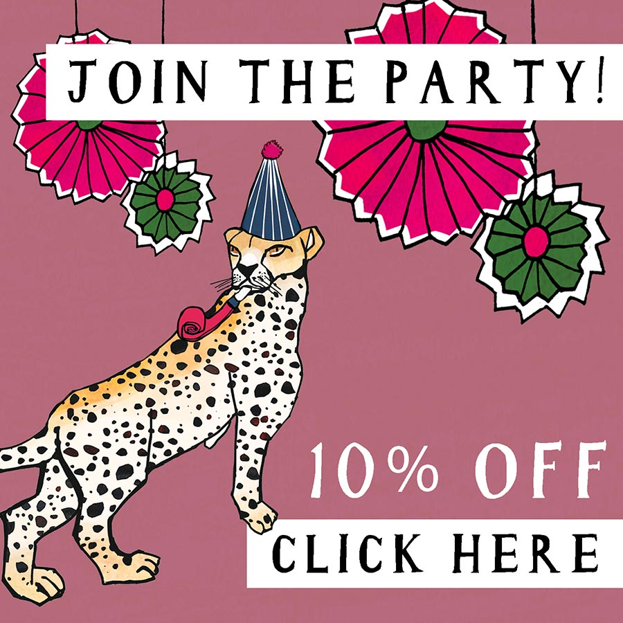 Join the party pop up