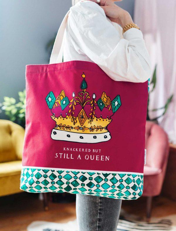 queen tote
