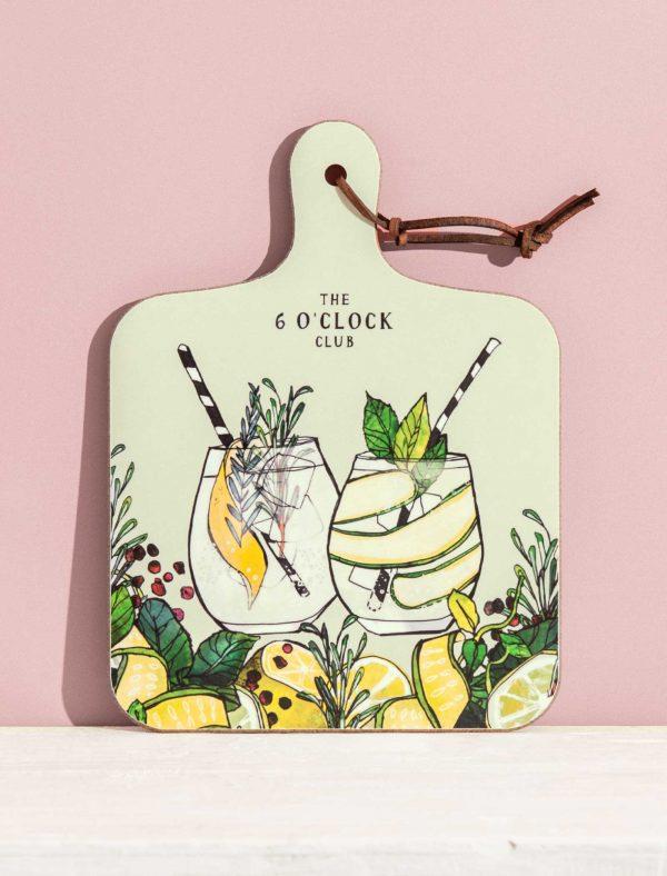 6 o clock gin