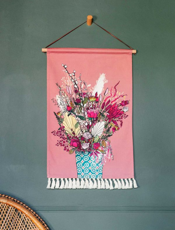 Pink Blooms 2
