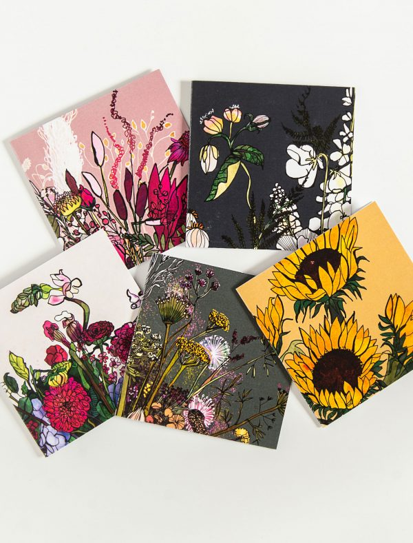 blooms cards