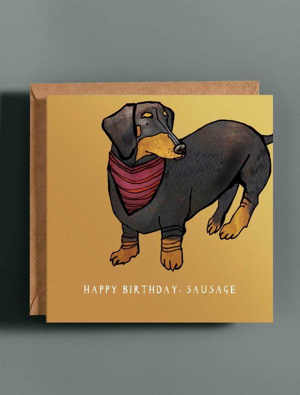 card birthday dachshund web 1