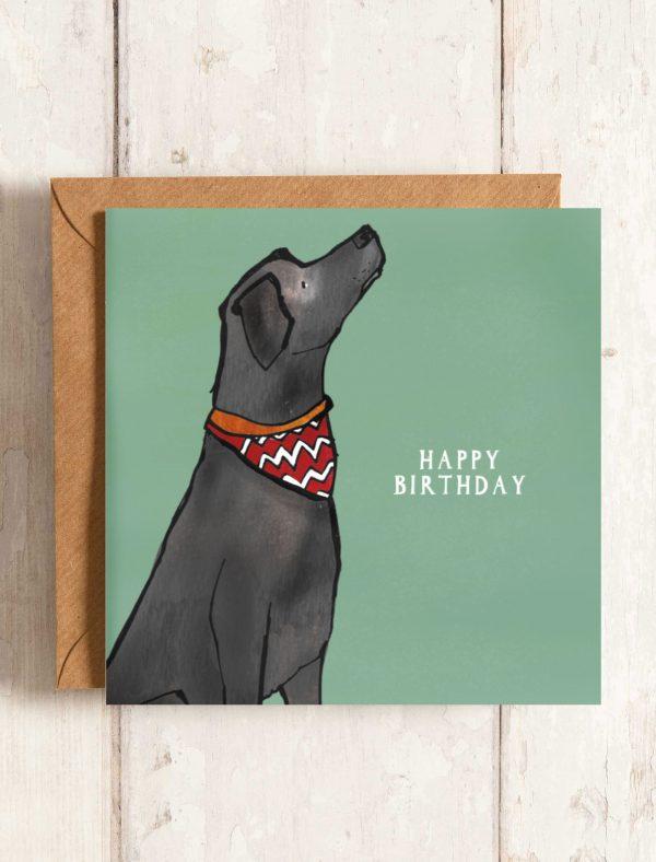 card birthday labrador web 1