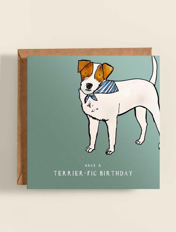card birthday terrier web