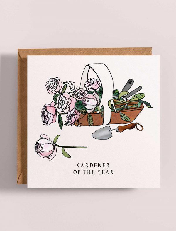 card hobby gardener web