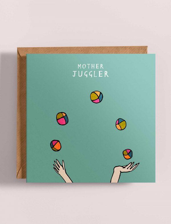 card mother juggler web