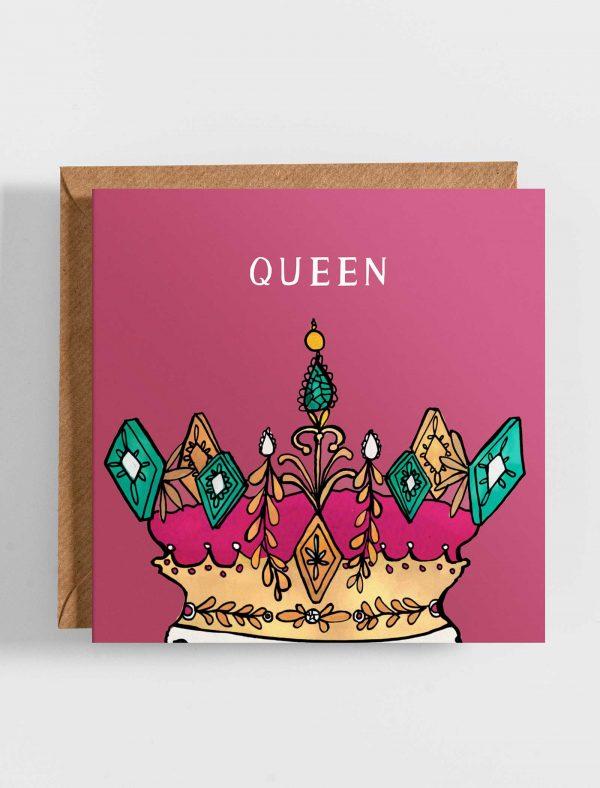 card queen web