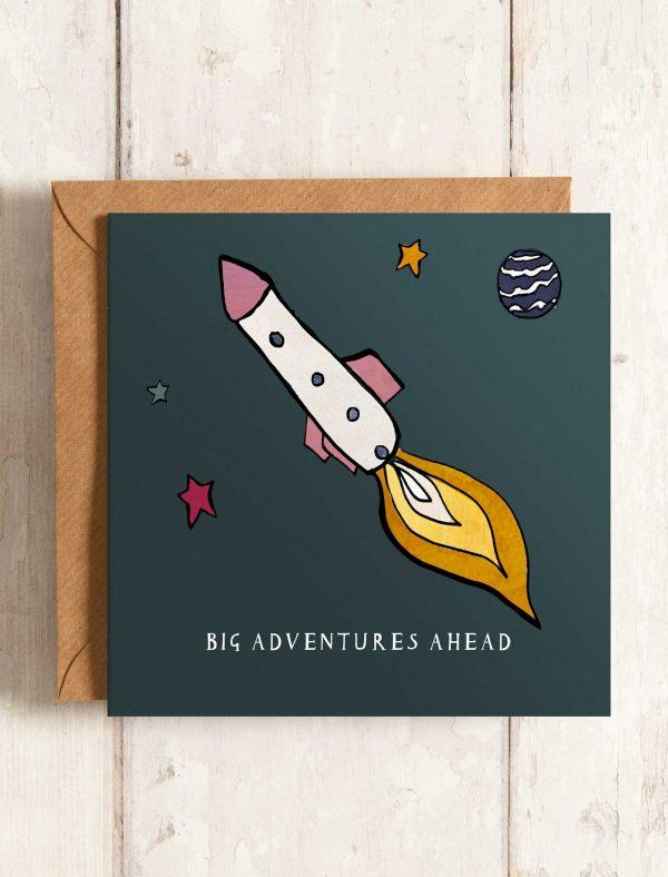 card rocket adventure web