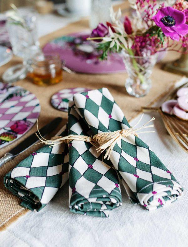green napkin2