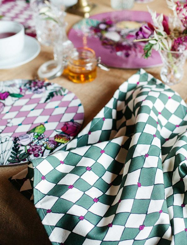 green napkin3
