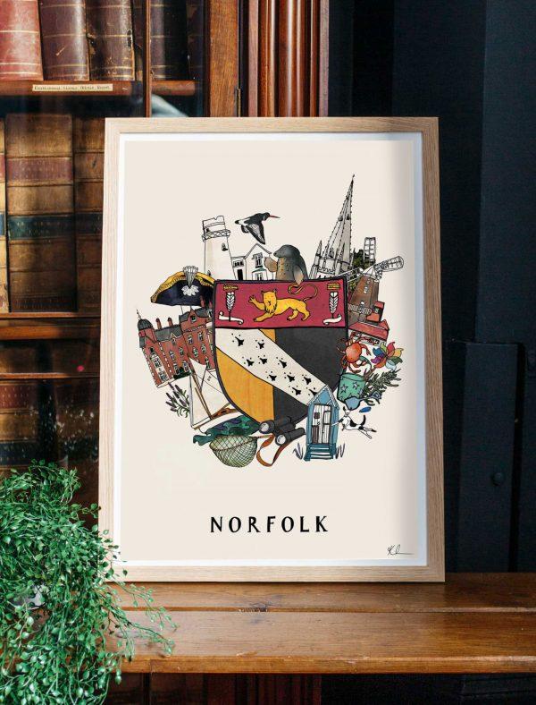 katie cardew norfolk print