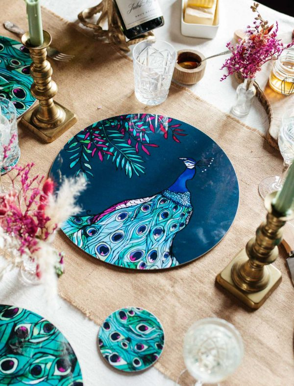 peacock sb