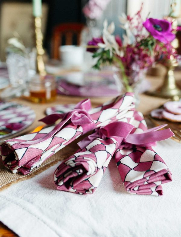 pink napkin2