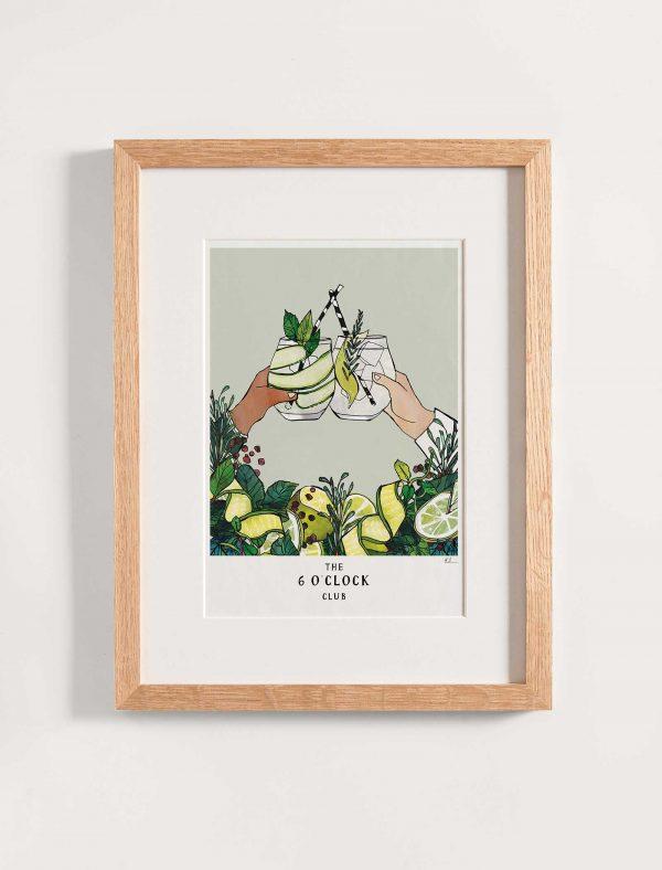 print 6club gin personal web