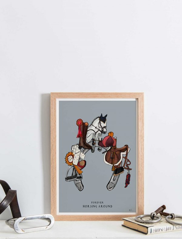 print horsing around 2 web