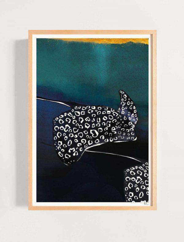 katie cardew print stingray