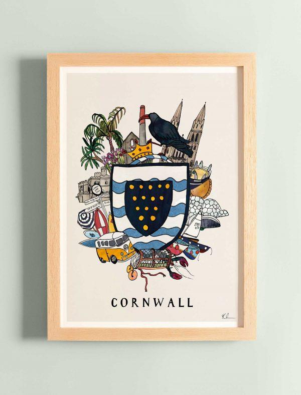 katie cardew print cornwall