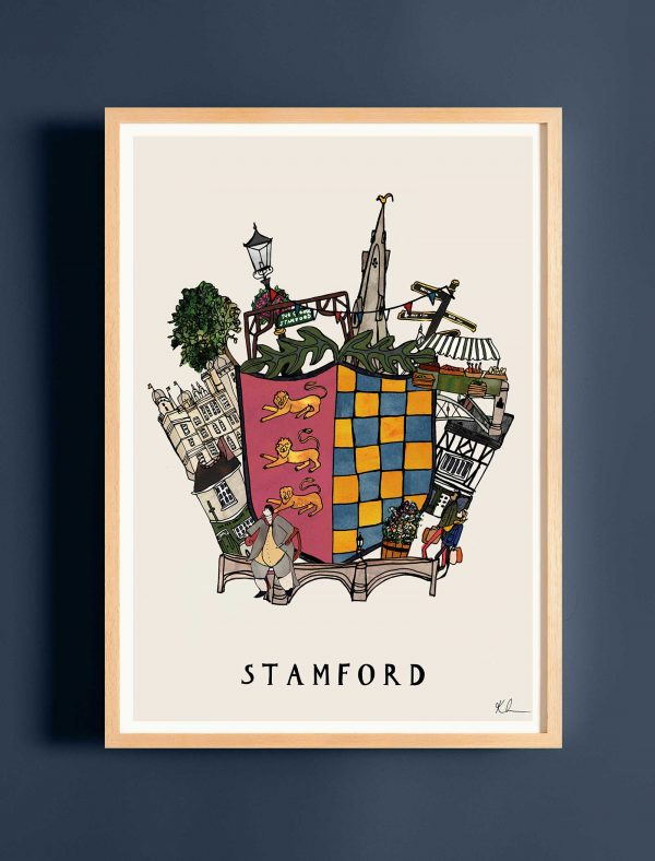 katie cardew print stamford