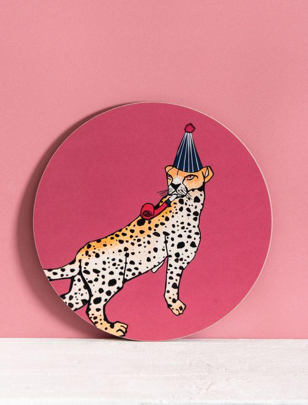 this party cheetah