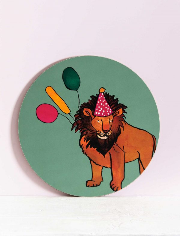 this party lion