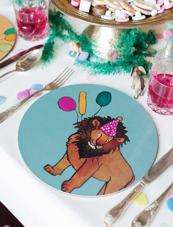 this party lion2