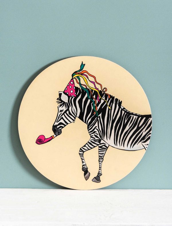 this party zebra