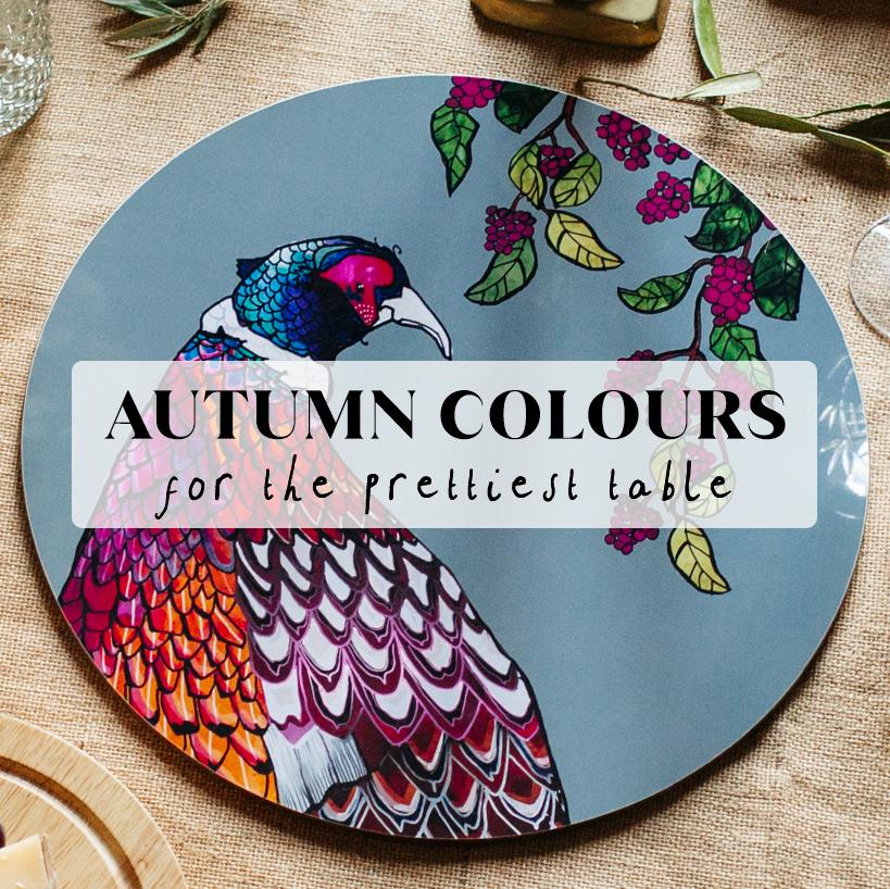 autumn homepage prettiest table square